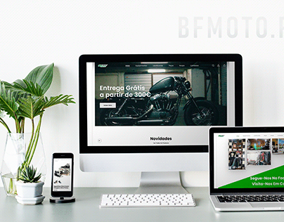 Website Bfmoto