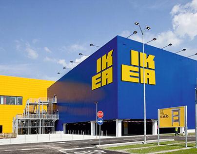 IKEA rebranding