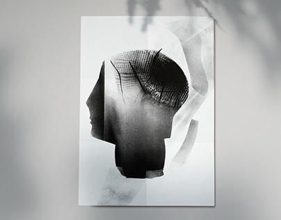 head print