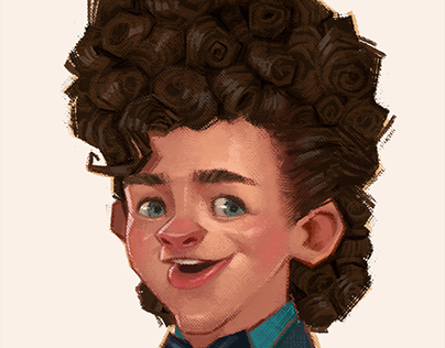 Dustin - Stranger Things