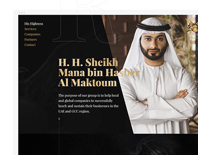 Sheikh web presentation