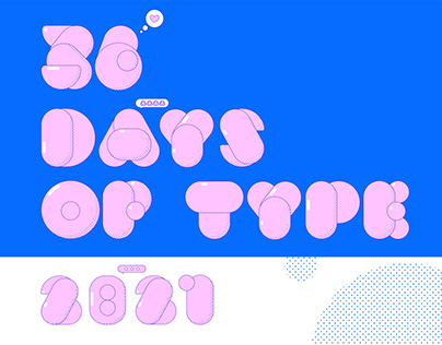 36 days of type (2021)