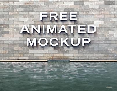 FREE ANIMATED MOCK UP