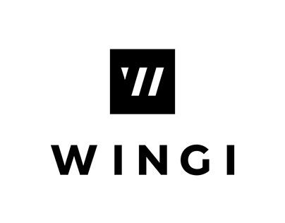 WINGI Brand identity