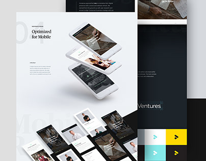 Costanoa Ventures - Rebrand & Website redesign