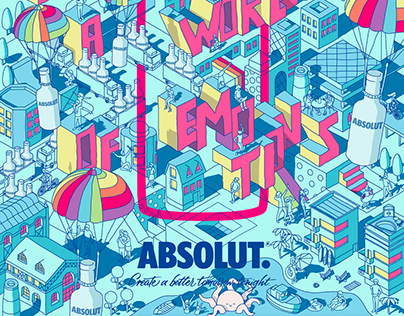 Absolut • One Source Brand Spirit Story