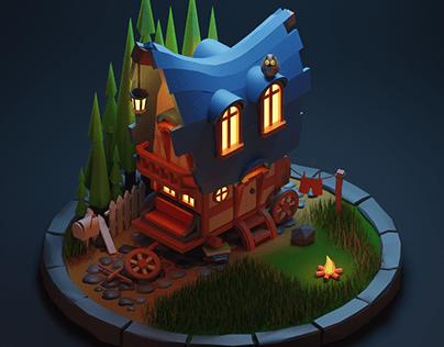 Fairytale Wagon