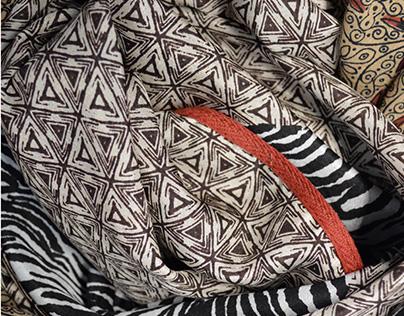 SCARF DESIGN-Diversity Textiles