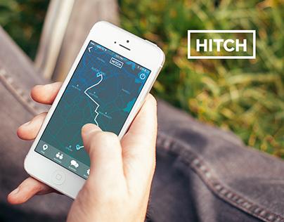 HITCH | Car Pool App