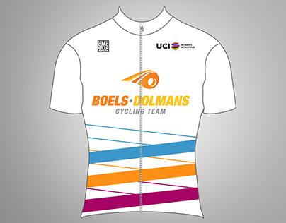 2016-2018 Cycling Jerseys