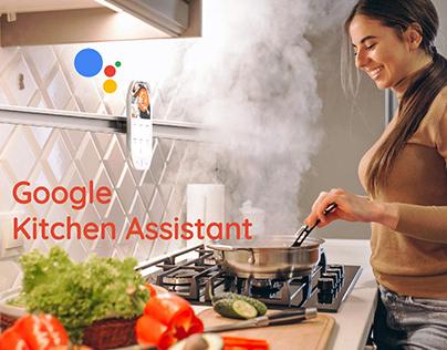 Google Kitchen Assistant