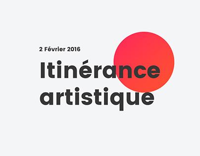 Itinérance artistique, Vi2A