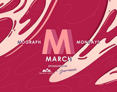 Mograph Mondays - Event Banner & Animation