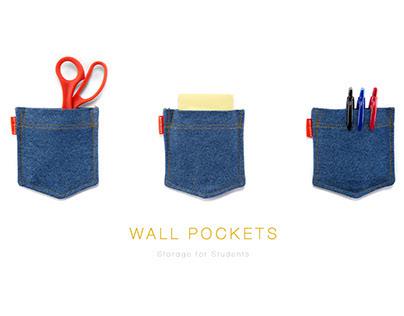 Wall Pockets