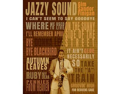 Jazz vinyl cover
