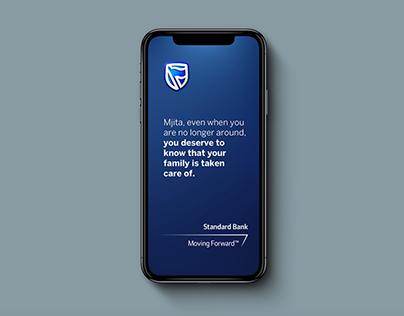 Standard Bank funeral plan