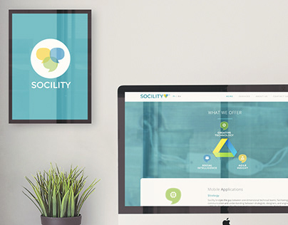 Socility - Graphic Design and Web Design