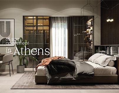 65 sqm apartment in Athens