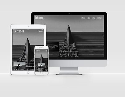 Deftones Website
