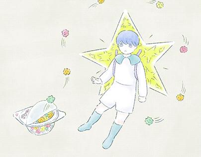 Star children 「星の子」