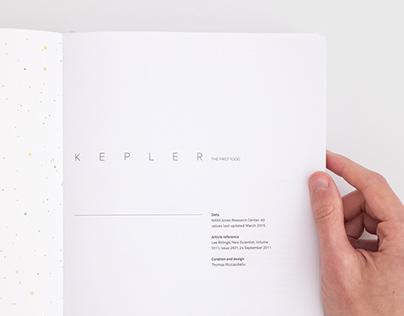 Kepler: the first 1000