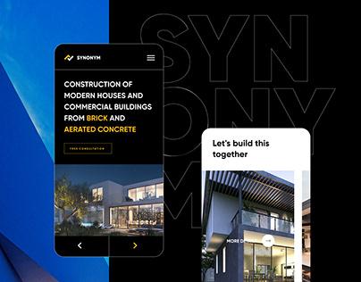 Synonym Website 2021