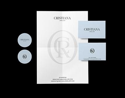 Cristiana Jewellery - Branding