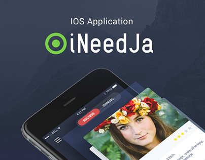 iNeedJa IOS Application