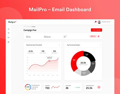 MailPro Dashboard