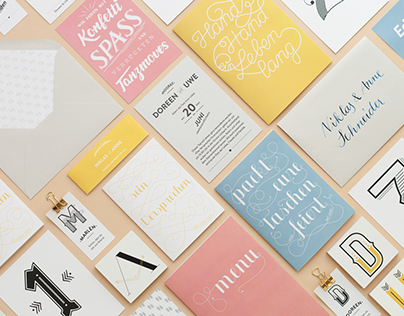D&U Wedding Stationery