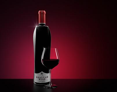 Khayyam WINE Bottle