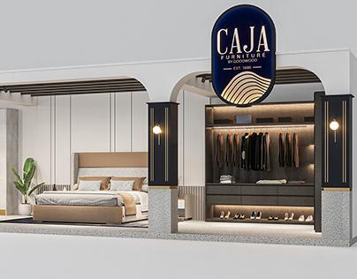 CAJA Booth