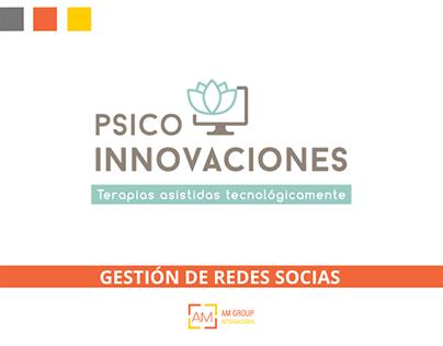 PSICO INNOVACIONES - RRSS