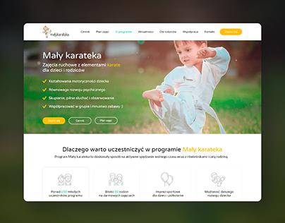 Karate kids website