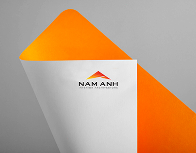Nam Anh Interior Architecture Logo Design