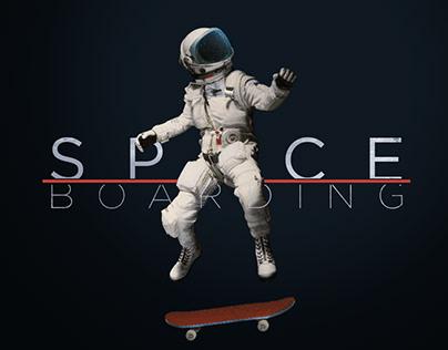 S P A C E Boarding