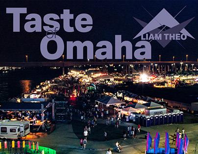 Taste of Omaha Photographs