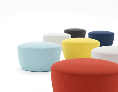 Bako pouf collection
