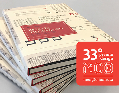 Resgate tipográfico - Masters thesis