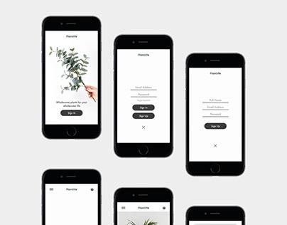Plantlife - Plant distribution application