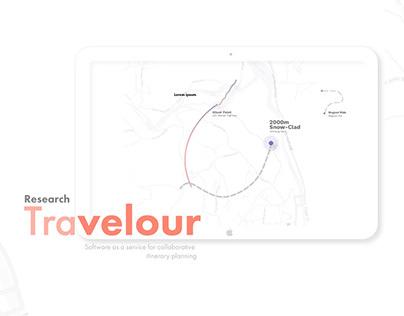 Travelour: Research   Service Design