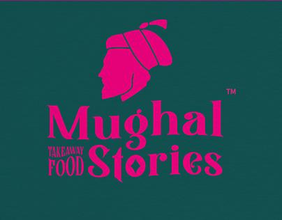 Mughal Stories Restaurant - Branding