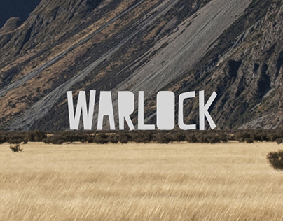 Warlock - Product Naming & Packaging Design