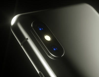 iPhone X | Full CGI