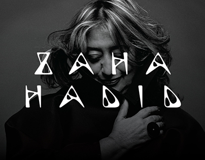 Hadid Typeface