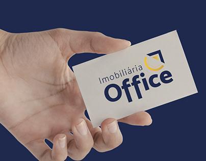 Identidade Visual - Imobiliária Office