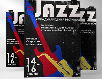 Jazz fest identica