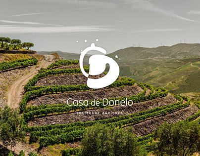Casa de Donelo - Branding