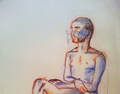 Figure Study Sketch