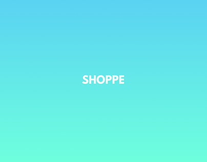 Shoppe - Shopping App (Full interaction prototype)